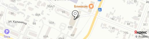 Новые технологии на карте Минусинска