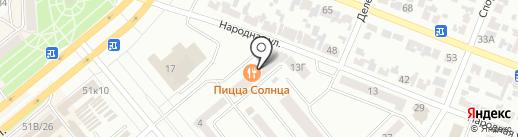 Мир обоев на карте Минусинска