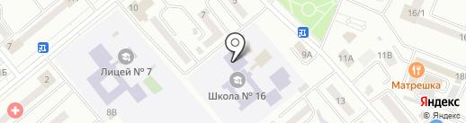 СпортМастер на карте Минусинска