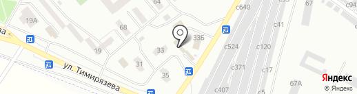 Центр монтажной пены на карте Минусинска
