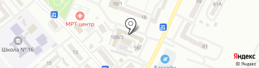 BEERLOGA на карте Минусинска