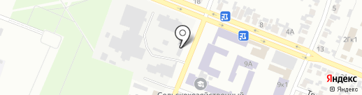 МОЛОКО на карте Минусинска