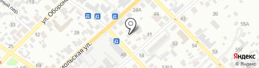 Сэконд лайф на карте Минусинска