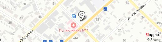 Ортопедия плюс на карте Минусинска