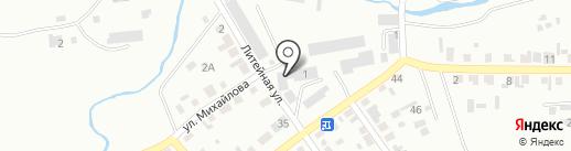 Отличная мебель на карте Минусинска