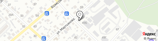 Best на карте Минусинска