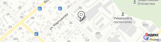 НА УТРО на карте Минусинска