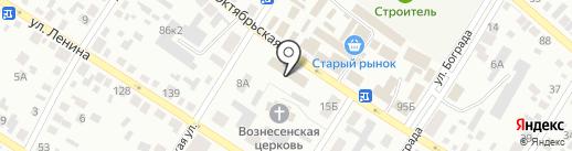 Управление социальной защиты населения на карте Минусинска