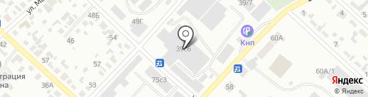 ВАБ-Сервис на карте Минусинска