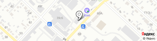 Служба заказа эвакуатора на карте Минусинска