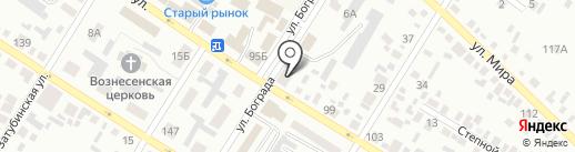Мебель для Вас на карте Минусинска