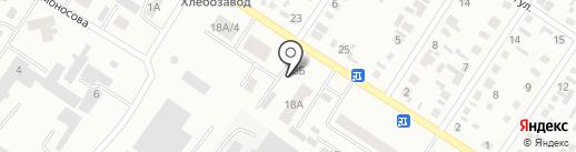 Алена на карте Минусинска