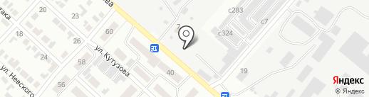 Электросервис на карте Минусинска