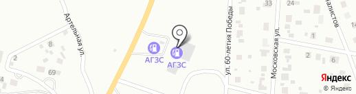 Pitstop на карте Минусинска