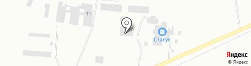 Таймер на карте Минусинска