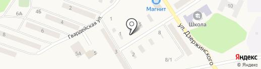 Центр занятости населения Емельяновского района на карте Кедрового