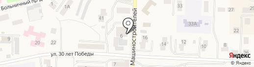 Магазин штор на карте Дивногорска