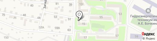 Независимая компания на карте Дивногорска