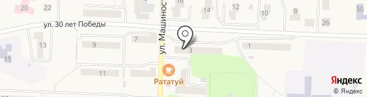 Газпромбанк на карте Дивногорска
