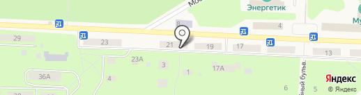 Нотариус Шашенко С.Н. на карте Дивногорска