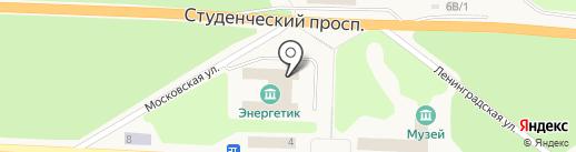 Отдел культуры Администрации г. Дивногорска на карте Дивногорска