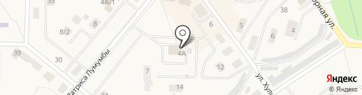 Сбербанк, ПАО на карте Дивногорска
