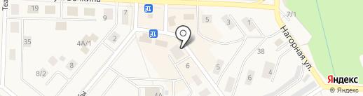 Сказка на карте Дивногорска