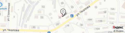 Красноярский отдел ветеринарии на карте Дивногорска