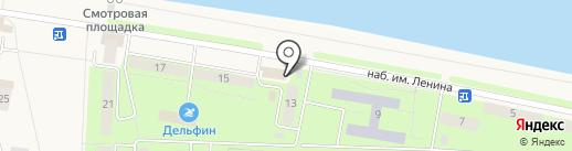 Управление Росреестра по Красноярскому краю на карте Дивногорска