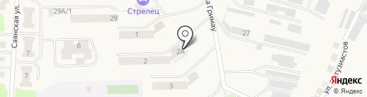 Красноярскэнергосбыт, ПАО на карте Дивногорска