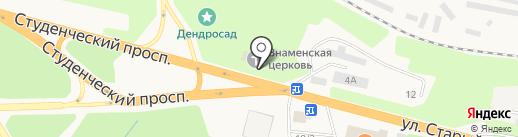 Художественная мастерская на карте Дивногорска