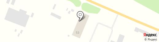 Базис-Бетон на карте Емельяново