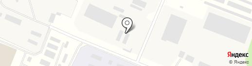 Транс Стар Авиа на карте Емельяново