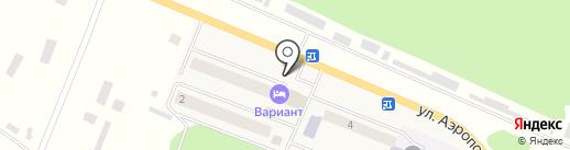 Столовая на карте Емельяново
