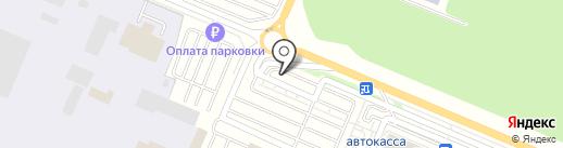 Транссервис на карте Емельяново
