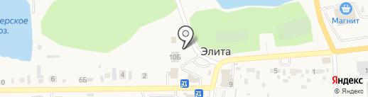 Хозяюшка, магазин хозяйственных товаров на карте Элиты