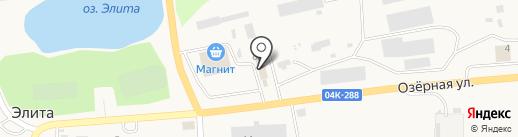 SWEET HOME на карте Элиты