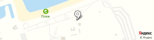 London beach bar на карте Красноярского края