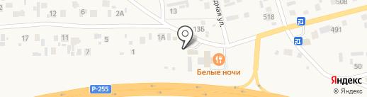 Компания на карте Емельяново