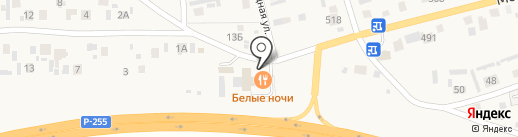 Автомойка на карте Емельяново