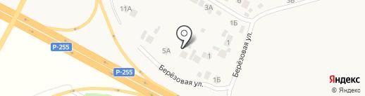 ПСК Спектр на карте Емельяново