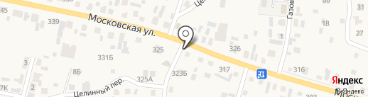 АА Эвакуатор на карте Емельяново