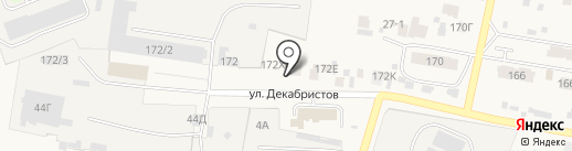 Сибирская тентовая компания на карте Емельяново