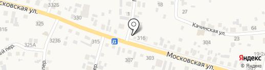 Светлана на карте Емельяново