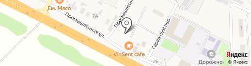 MANGALOV на карте Емельяново