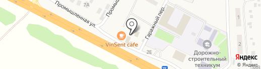 Три 7-ерочки на карте Емельяново
