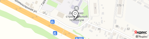Магазин №1 на карте Емельяново