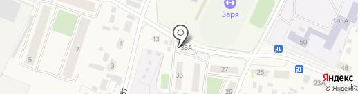 Форт на карте Емельяново