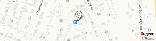 Натали на карте Емельяново