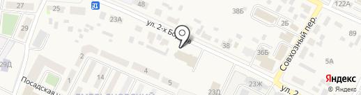 Межрайонная инспекция Федеральной налоговой службы №17 по Красноярскому краю на карте Емельяново